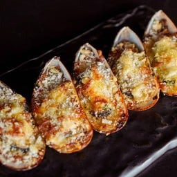 Baked Mussel