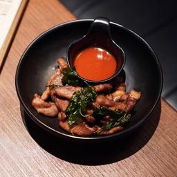 Thai Semi-dried Pork