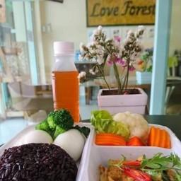 Love Forest อาหารสุขภาพ