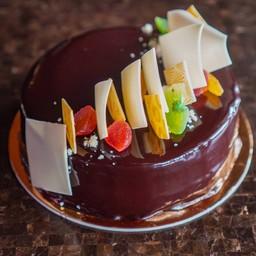 Chocolate truffle cake ( 1 lbs.)