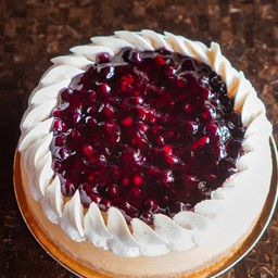 Blueberry cheesecake (1 lbs.)