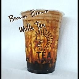 Brown Brown Milk Tea