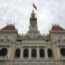 President Ho Chi Minh Statue