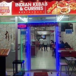 Indian Kebab & Curries
