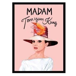 MADAM tom yum kung