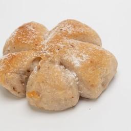 Yudane Walnut Bun