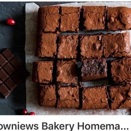 Gaston Browniews Bakery Homemade