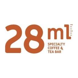 28ml Specialty Coffee & Tea Bar สุขุมวิท