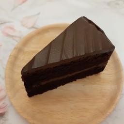 เค้กช็อกโกแลตฟัดจ์