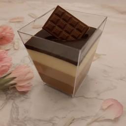 ทรีโอ้ ช็อกโกแลตมูสเค้ก