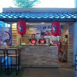 ซูชิ โนริ โครงการ @Curve Mall