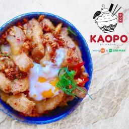 KAOPO ข้าวโปะ