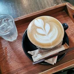 นมละมุน กาแฟหอมและมีรสชาติกลางๆ