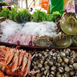 See'd Seafood ตลาดน้ำขวัญเรียม