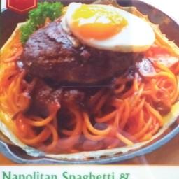 Napolitan Hamburger Steak