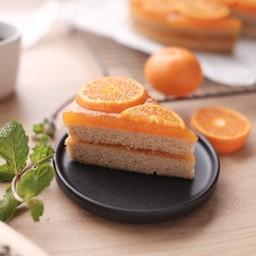 เค้กส้มหน้านิ่ม