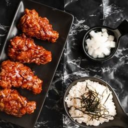 ปิ่นโต้ ไก่เกาหลี พุทธมณฑลสาย 1