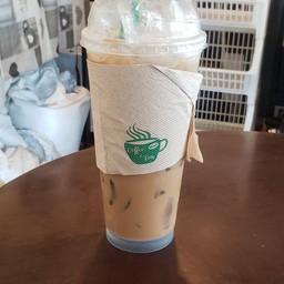 กาแฟสดดอยช้างหอมฮิ