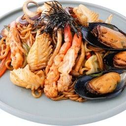 A02 Yakisoba Seafood