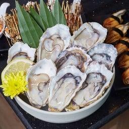 หอยนางรมเกาหลี##1