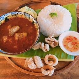 ข้าวแกงฮังเล