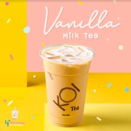 Vanilla Milk Tea (S)