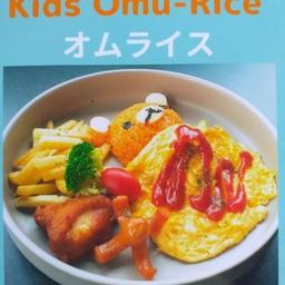 Kids Omu-Rice