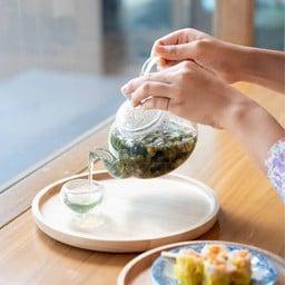 Qinglong Tea room ชิงหลง ทีรูม
