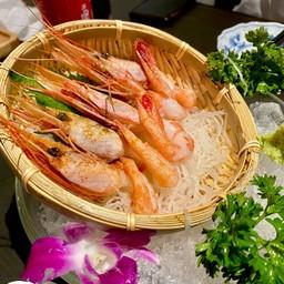 Sweet shrimps