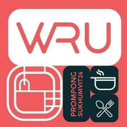 WRU Food Hub พร้อมพงษ์