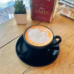 ชาไทยร้อน (นมถั่วเหลือง)