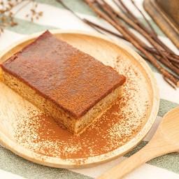Salted Caramel Peanut Butter Bar (Gluten free Vegan)