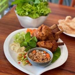 อาหารเวียดนาม จี-แอม