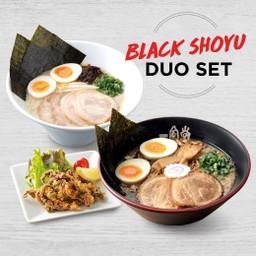 ลดพิเศษ - Lineman Black Shoyu Duo 1 Shiromaru Special + Black Shoyu Special + Cr