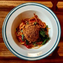 Spaghetti with E-Sarn