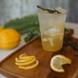 Fresh squeezed Honey Lemon Soda