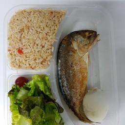 ชื่อเมนูปลาย่างได้ปลาทอด, ไข่มะตูมได้ไข่ต้มสุก 🥺