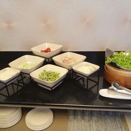 ห้องอาหาร Arista Hotel