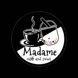 Madame café and sweet _pattaya ฮาลาล
