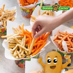 Potato Corner (โปเตโต้ คอร์เนอร์) - Cloud Kitchen ถนนพหลโยธิน คลาวด์ คิทเช่น - ลาดพร้าว