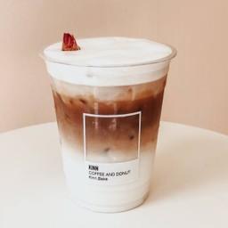 White - Coconut coffee
