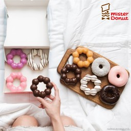 Mister Donut เทอร์มินอล 21 โคราช