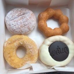 Dunkin' Donut  แม็คโครบางบอน