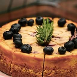 Bluberry Newyork Cheese