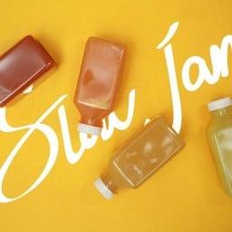 Slow Jam - น้ำผลไม้สกัดเย็น