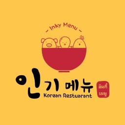 InkyMenu&Cafe 인기 메뉴สาขา1 คาล์เท็กซ์คลอง3