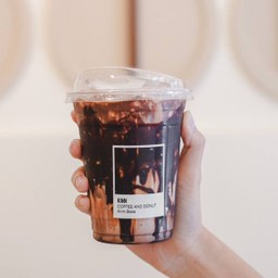 Dark Brown - Cocoa (Iced)