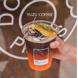 Orange - Yuzu Coffee