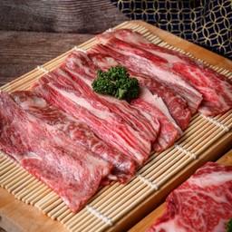 เนื้อสันคอวากิวญี่ปุ่น