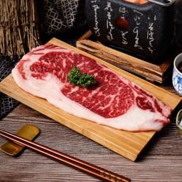 เนื้อสันนอกวากิวญี่ปุ่น